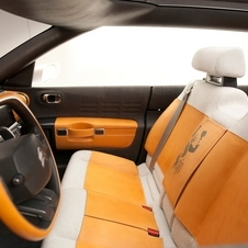 The interior will carry over the bench seat