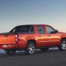 Chevrolet Avalanche LS 4WD