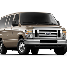 Ford E-Series E-350 XL Super Duty Extended