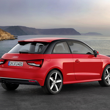 The engine range of the A1 was completely renovated and according to Audi will feature six engines