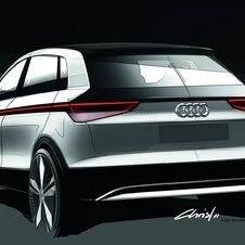 Audi Brings A2 Electric Car Concept to Frankfurt