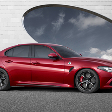 Alfa Romeo revealed only one of the engines that will be part of the range of Giulia and that will equip the Quadrifoglio Verde version