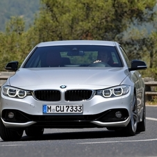 BMW 420i Coupé xDrive