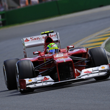 Felipe Massa Using Different Chassis in Malaysian Grand Prix