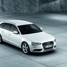 Audi A4 Avant 3.0 TDI Attraction multitronic
