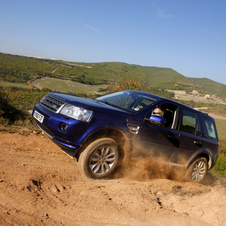 Land Rover Freelander 2  2.2 SD4 S Auto 190hp