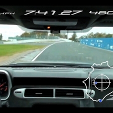 GM Records 7:41 Camaro ZL1 Nuerburgring Lap Time