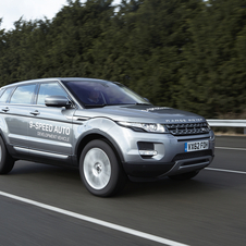 Land Rover Evoque Concept