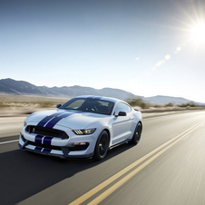 No official performance data has yet been anounced about the new Mustang Shelby GT350 but it will have an output above 500hp