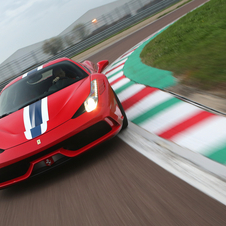 The 458 Speciale is already sold out for its first year