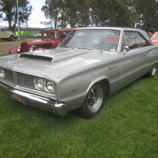 Dodge Coronet 440 Coupé