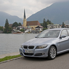 BMW 335d Edition Exclusive Automatic