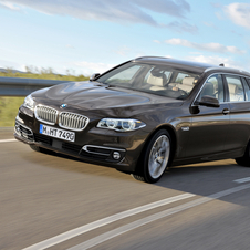 BMW 5 Series Gen.6
