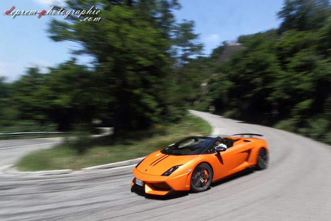 Lamborghini Gallardo LP-570-4 Performante