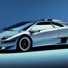 The Diablo SV was also the ultimate version of its design