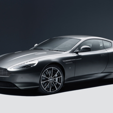 The DB9 GT is equipped with a 6.0 liters V12 engine with an output of 547hp