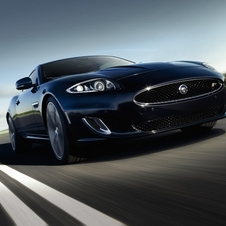 Jaguar XKR Coupe Special Edition