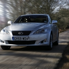 Lexus IS 250 2.5 SE-I