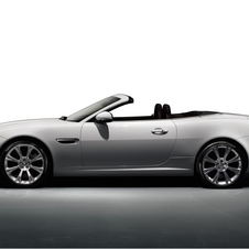 Jaguar XKR Convertible Special Edition