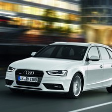 Audi A4 Avant 2.0 TFSI Attraction quattro flexible fuel