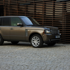 Land Rover Range Rover 4.4 TDV8 Vogue +