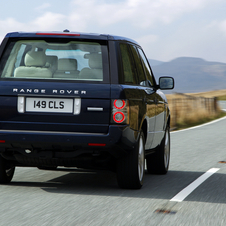 Land Rover Range Rover 4.4 TDV8 Autobiography AB