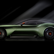 The Vulcan will be equipped with a 7.0 liter V12 engine with over 800hp developed by AMR