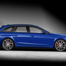Audi RS 4 Avant Nogaro is powered by a 4.2 FSI engine with 450PS and 430Nm of torque