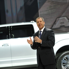 Ford CEO Alan Mullaly says that he expects a better year in 2013