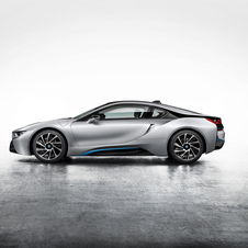 BMW sees the i8 as the future of sports cars