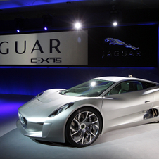 Jaguar Considering Limited Number of C-X75 Turbine Cars