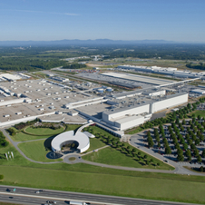 BMW already has a North American factory in Spartanburg, South Carolina
