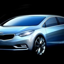 The new Forte subtly copies the Kia Optima