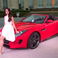Jaguar finally reveals its long-awaited F-Type.