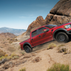 The SVT Raptor is among the most capable off-road trucks on sale today
