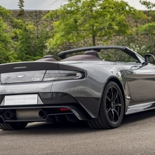 The GT12 Roadster will be a one-off model as the customer has paid to maintain his car exclusive