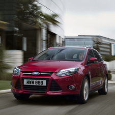 Ford Ford Focus (UK) Gen.3
