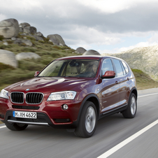 The X3 has become a worldwide sales success for the brand