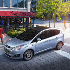The C-Max is a major part of Ford's campaign to sell more electric vehicles in the US