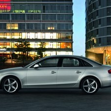 Audi A4 3.0 TDI Attraction multitronic