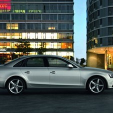 Audi A4 3.0 TDI Ambition multitronic