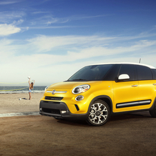 Fiat 500L Trekking 1.4 MultiAir Turbo