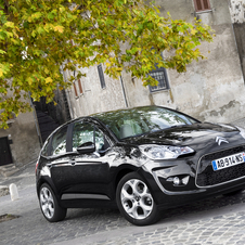 Citroën C3 1.1i Airdream Attraction