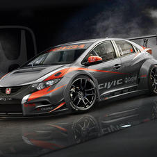 The Civic WTCC gets more power, less weight and better aerodynamics for next season