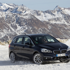 BMW 218d xDrive Active Tourer