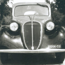 Fiat 508 Balilla 4 Speed
