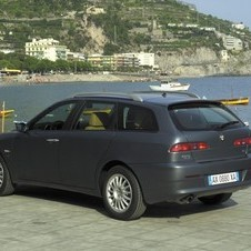 Alfa Romeo 156 1.6 16v Twin Spark Sportwagon Progression