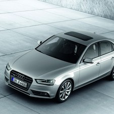 Audi A4 2.0 TFSI Attraction quattro flexible fuel