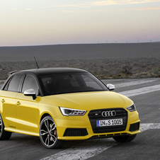 S1 and S1 Sportback accelerate from 0 to 100km/h (62.14 mph) in 5.8 and 5.9 seconds respectively