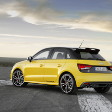 Like all Audi S models, the S1 and the S1 Sportback also come with quattro permanent all-wheel drive